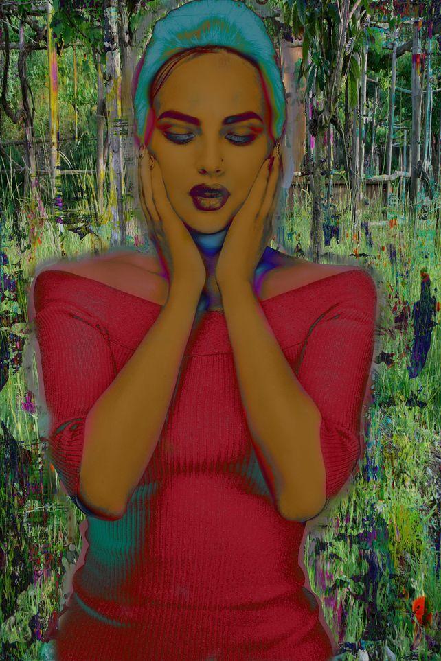 Woman Introvert