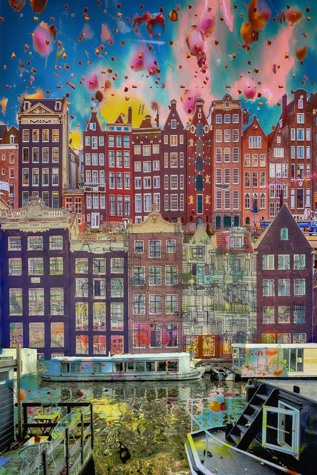 Amsterdam View Opus 1610 NEW