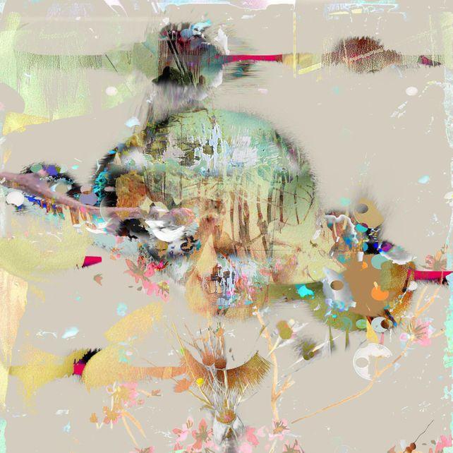Abstract organic XXIII.