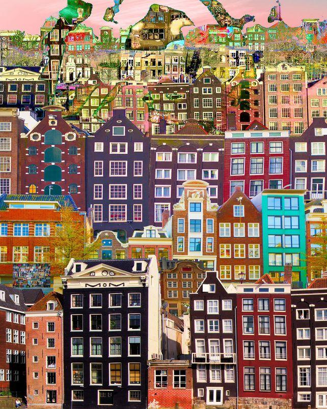 Amsterdam View Opus 1600