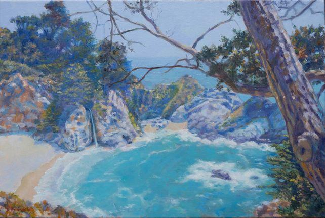 Big Sur-McWay Falls