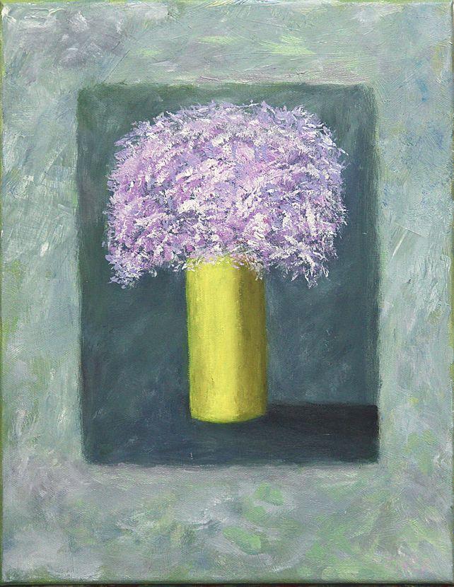 Yellow Vase 2