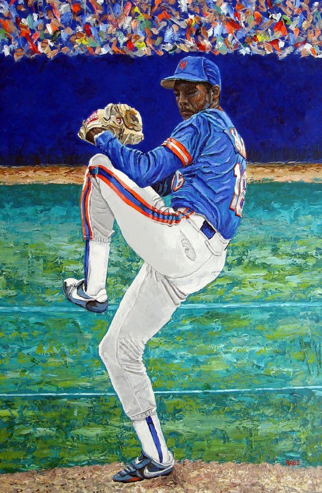 New York Mets Pitcher - 1986 Mets