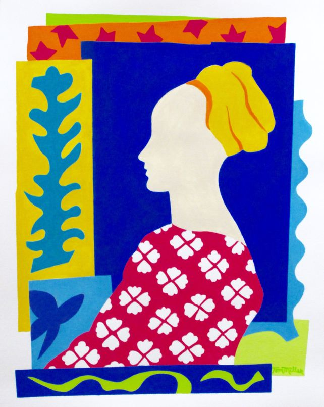 THE LADY AND MATISSE