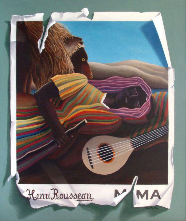 Rousseau At MOMA