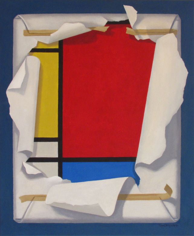 Mondrian's Ideal