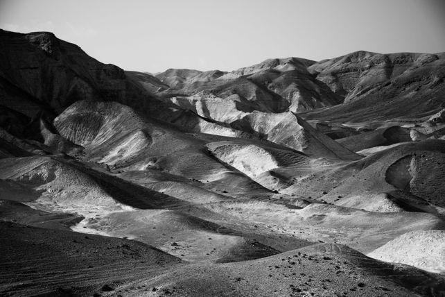 Mountains of the Judean Desert 4