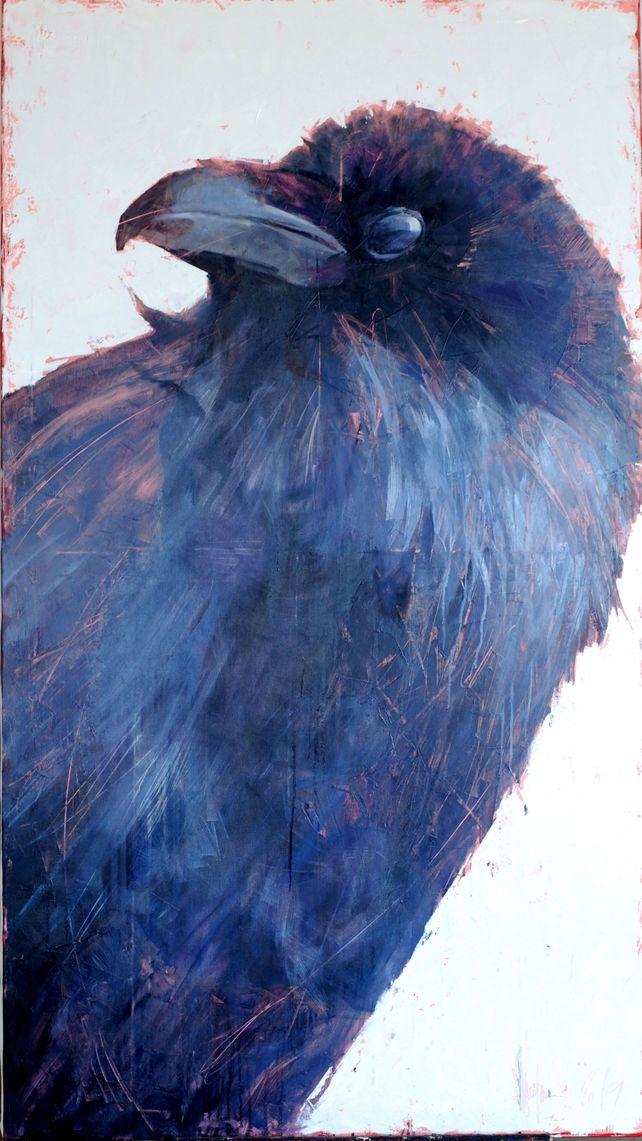 The world of birds. Jackdaw Barbara.