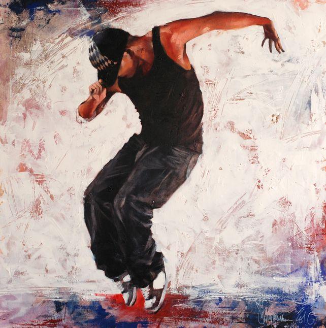 Street dancer V