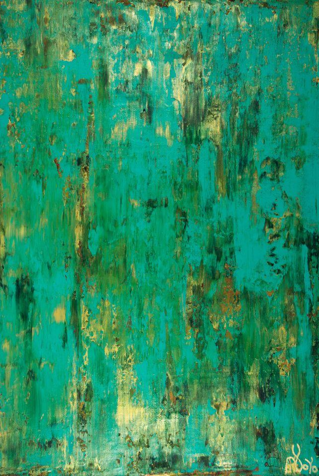 Emerald Panorama (Gold intrusions)