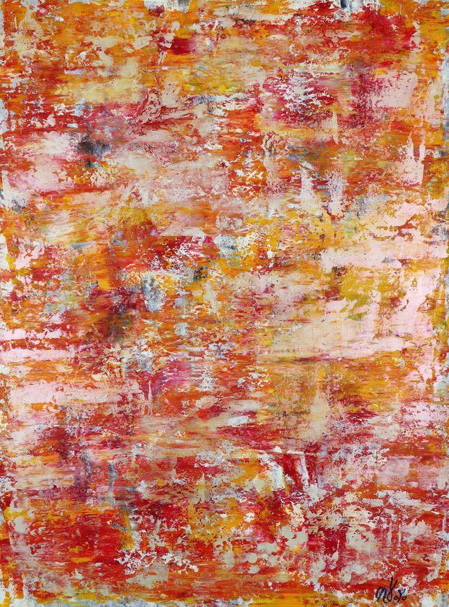 Somewhere in Between (Orange refractions)