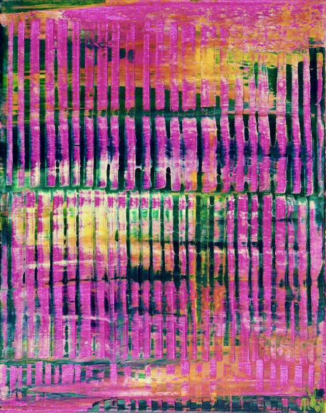 Pink refractions (Green textures) 2
