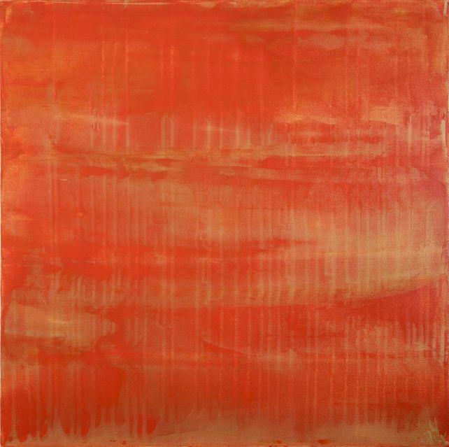 Sunset paradise 5 (Metallic Orange Spectra)