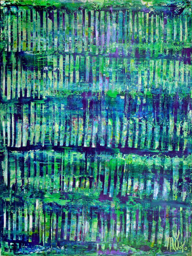 Verdor infinito (Infinite greenery)