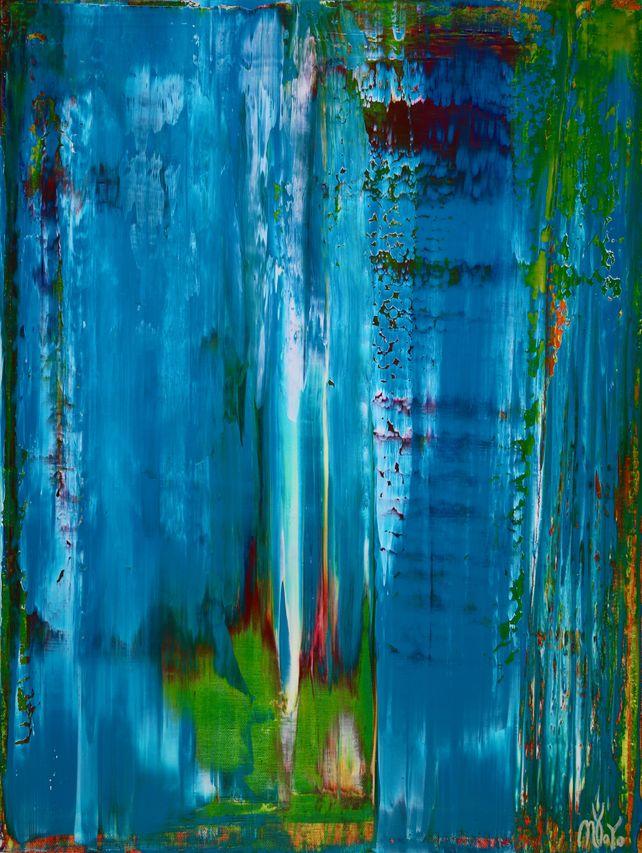 Azul Infinito (Infinite blue)