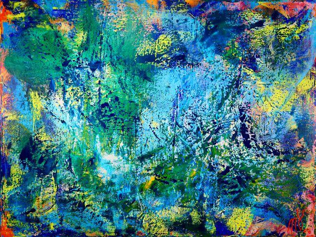 Infinity Fields (Sweet sounding river)