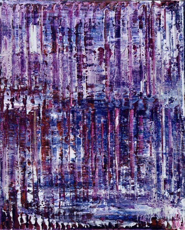 Purple panorama (Purple lights)