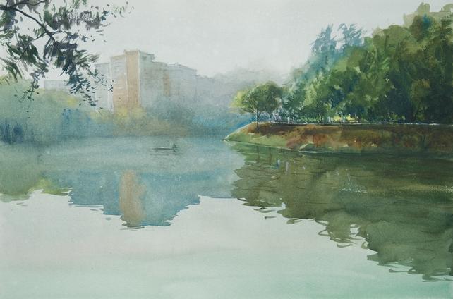 Dhanmondi Lake_Bangladesh