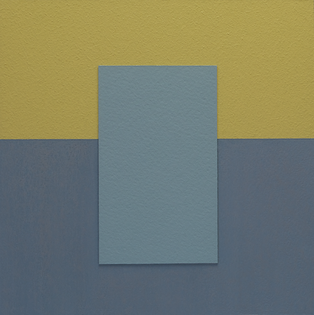 ACQUIESCENCE - Modern Color Field Painting