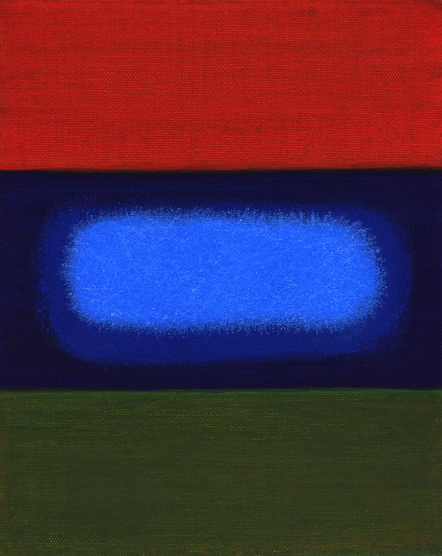 BLUE DEPARTURE