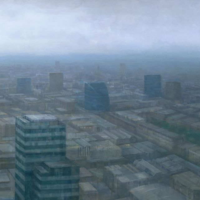 London Cityscape 3