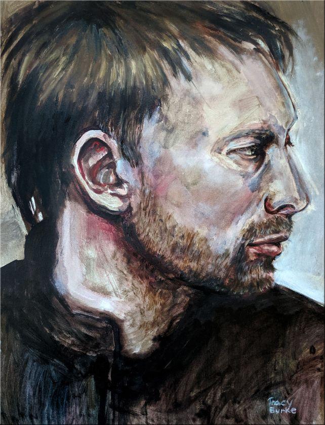 Thom Yorke - Radiohead #6