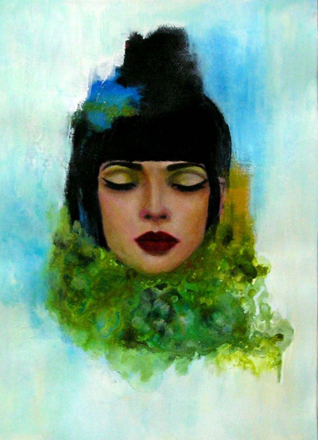 Daydreamer (Gold Green)