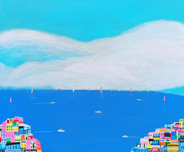 Destination Amalfi