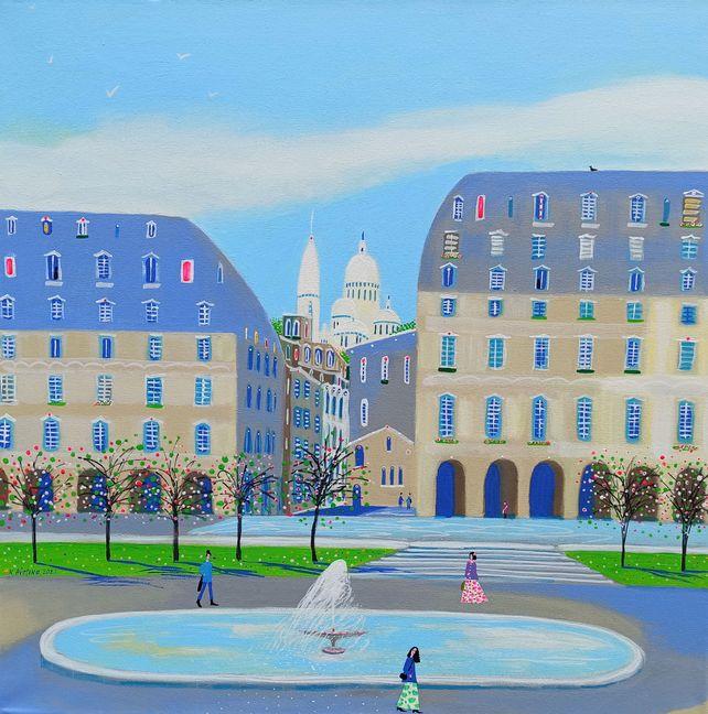 Montmartre, Je t'aime!
