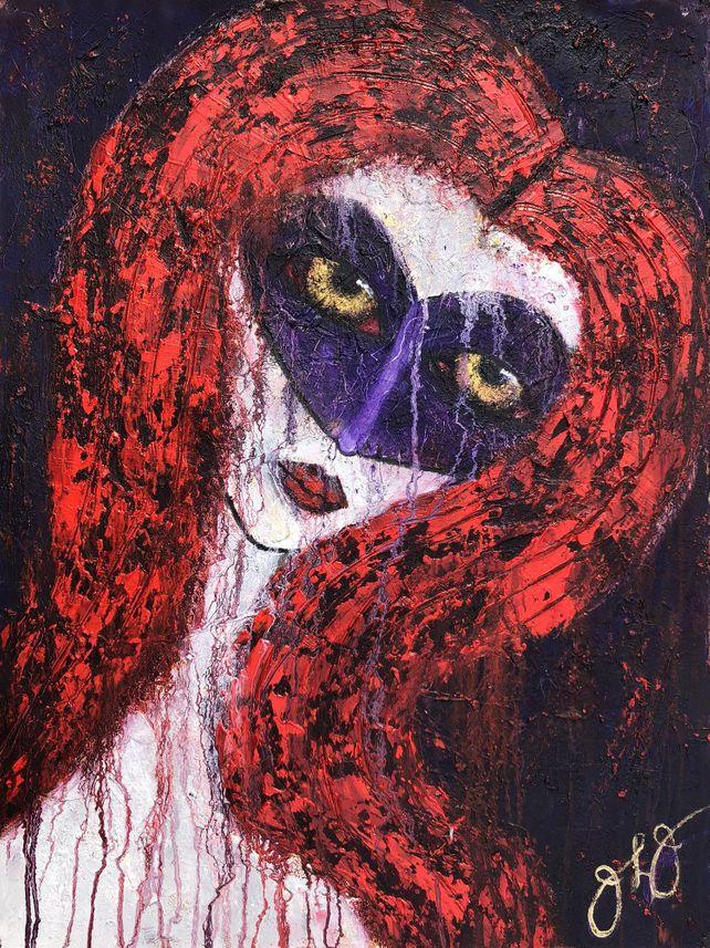 masked queen 20.