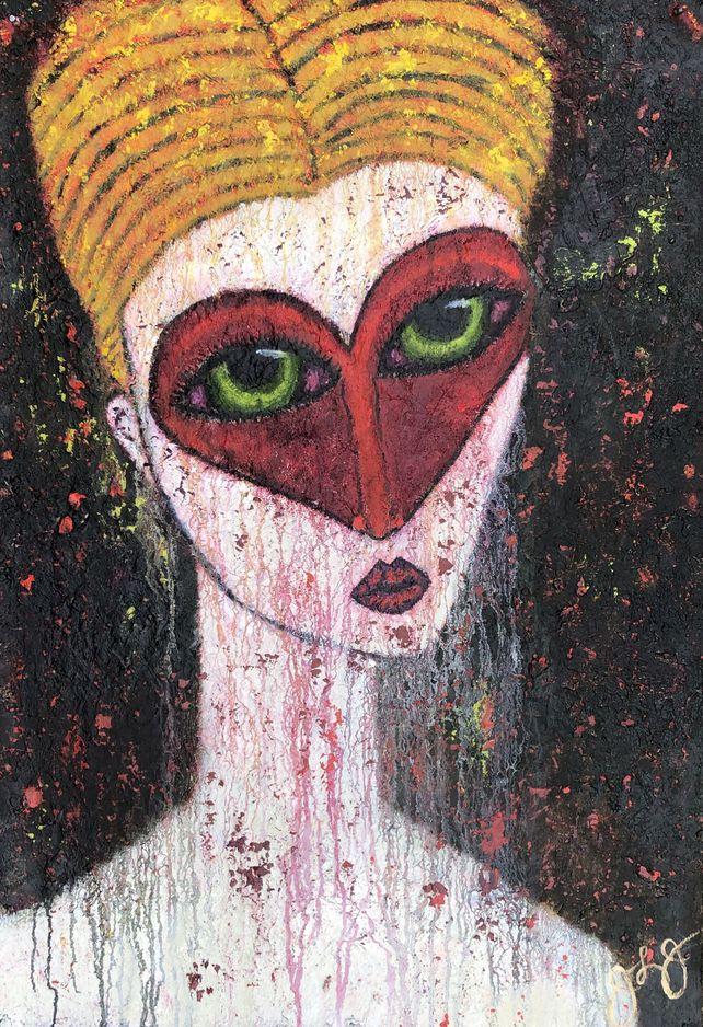 masked queen 22.