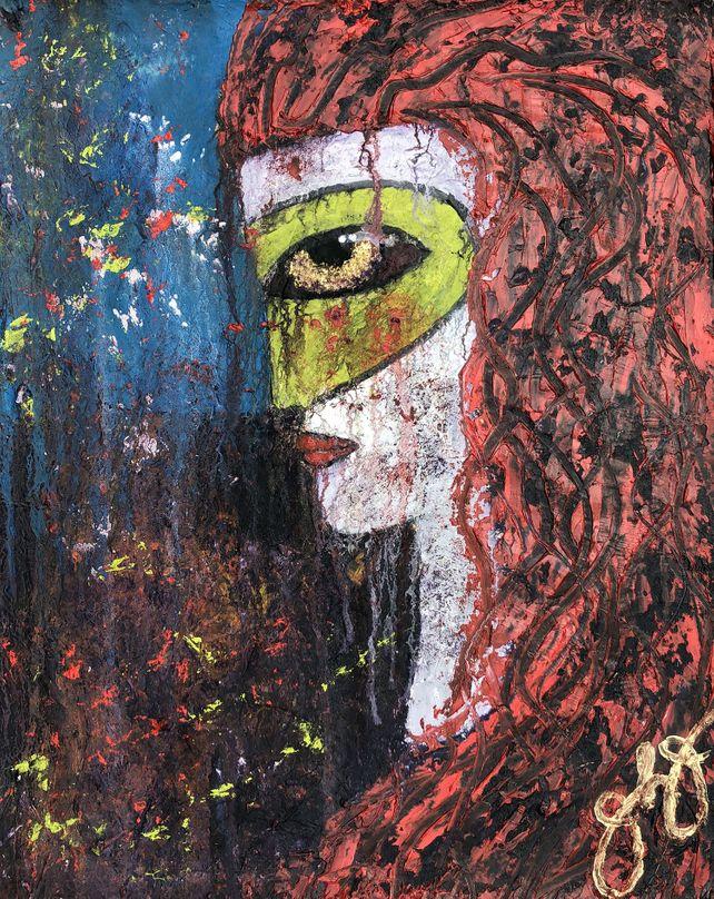 masked queen 18.