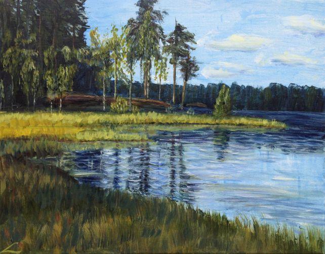 Pastors lake
