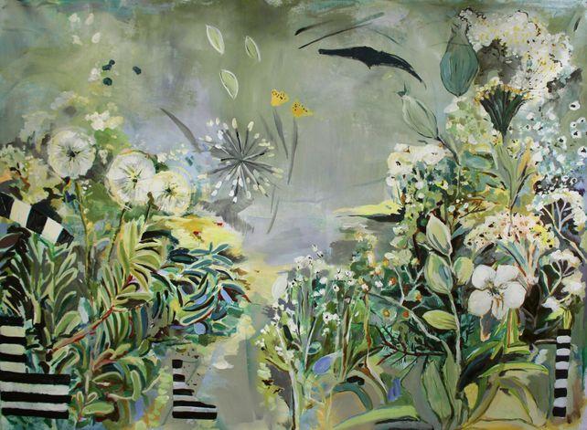 Untitled (Summer Garden)
