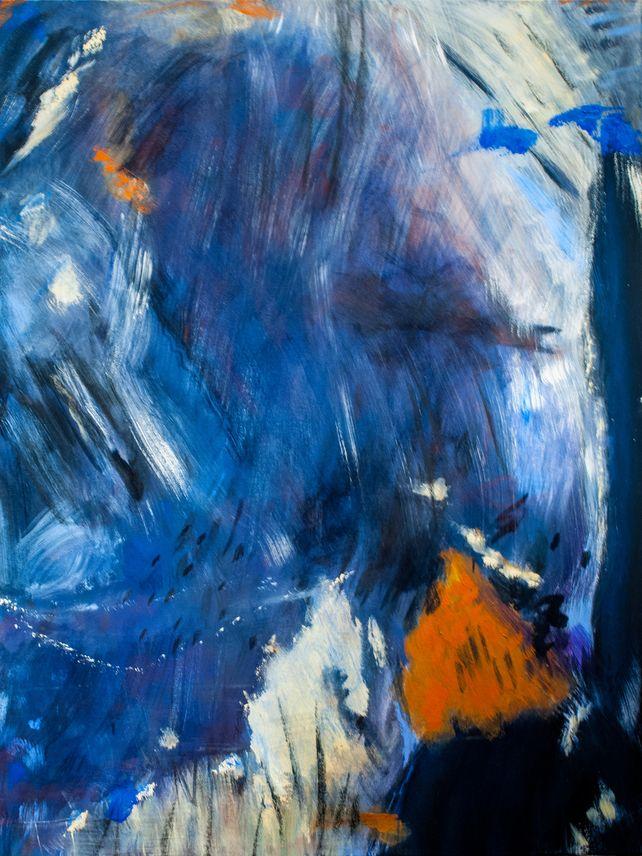 Ephemeral Blue