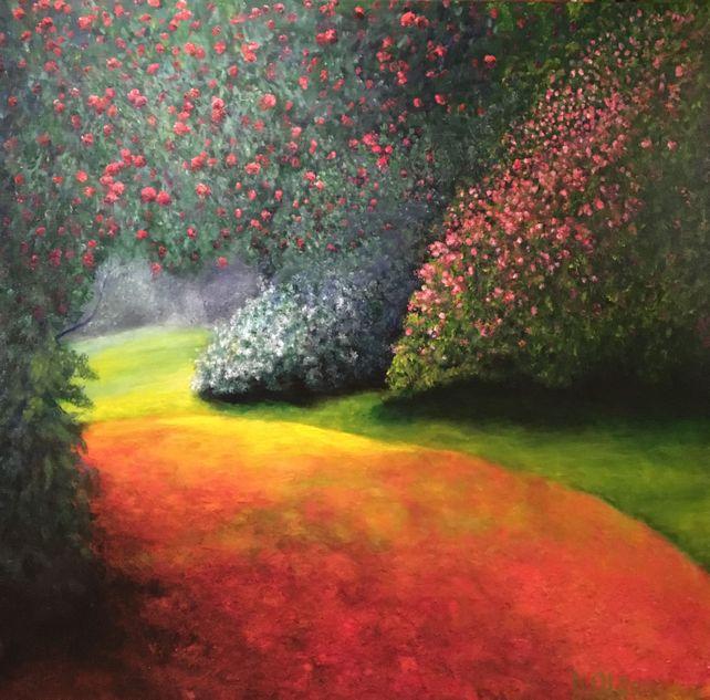 'The Garden Party'