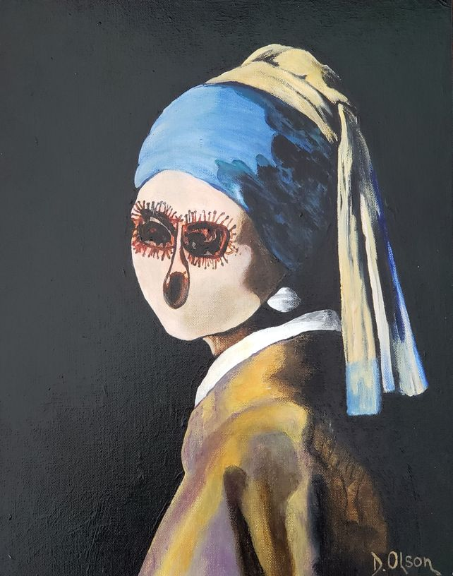 The Thing With The Pearl Earring