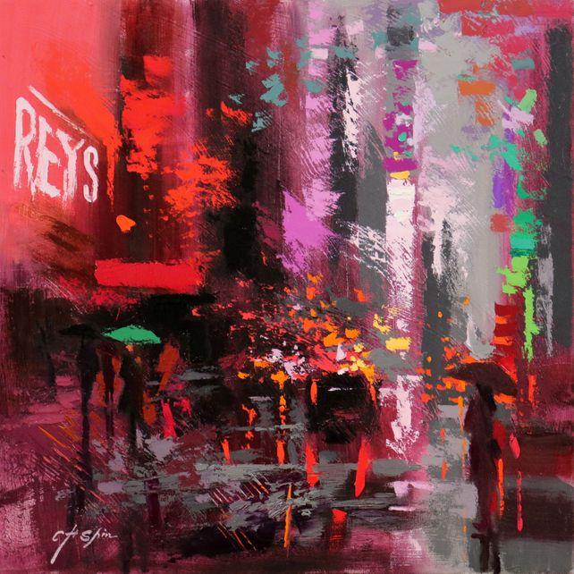 Red Rain in Broadway