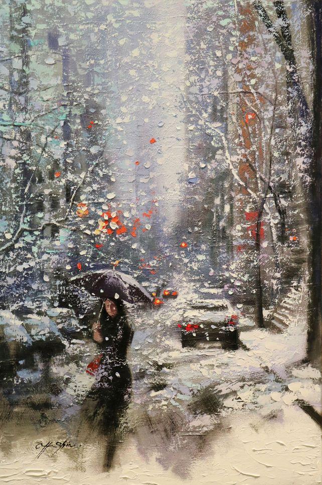 Winter is Coming in Upper New York