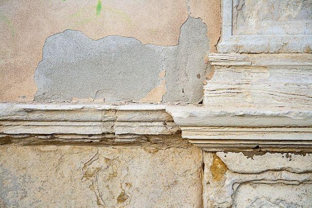 Crumbling Wall, Venice