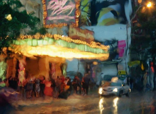 Theatre Crowd, King Street