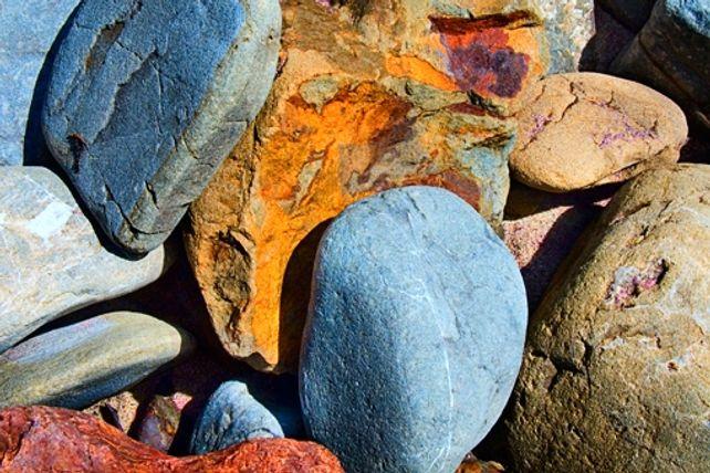 California Rocks