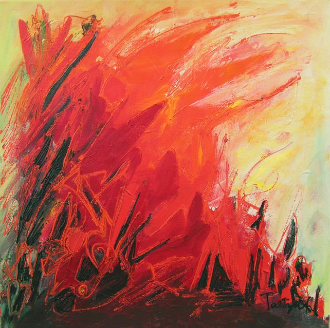 Abstract Art Twenty-Seven