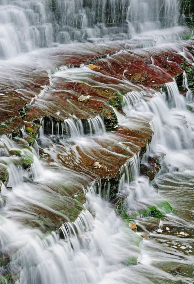 'Cascade' by Mike Grandmaison