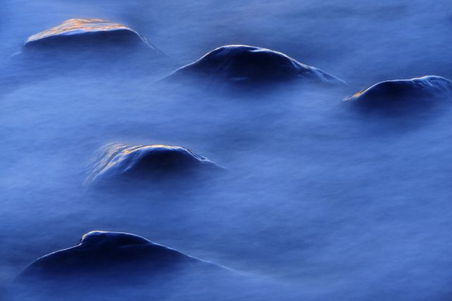 'Blue on Blue' by Mike Grandmaison