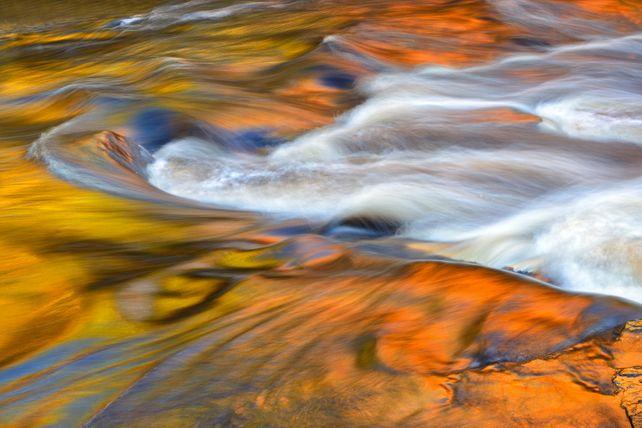 'Rosseau Falls' by Mike Grandmaison