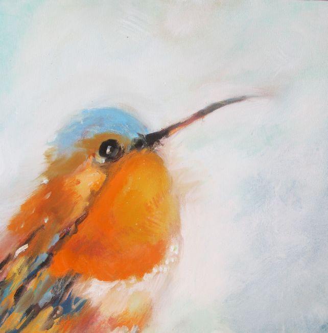 Bird in view