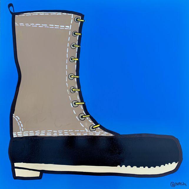 LL Bean Duck Boot