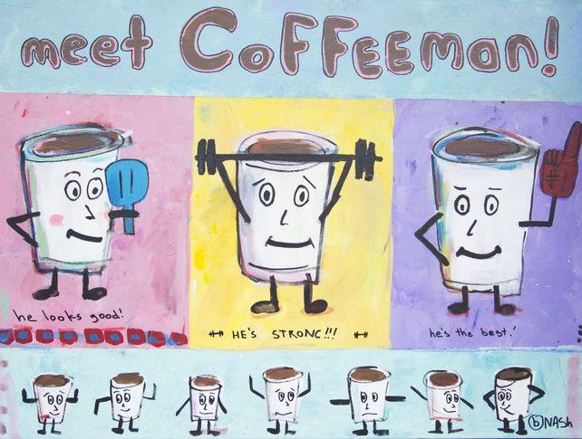 Meet Coffeeman