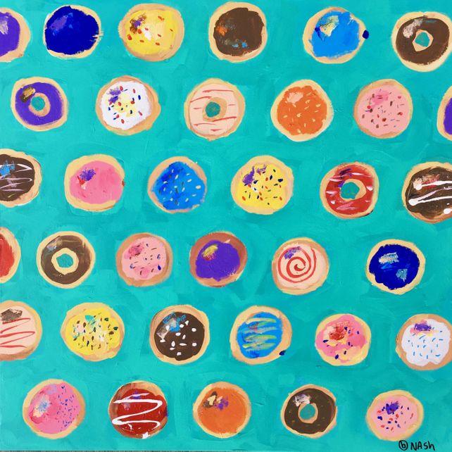 MMMMMM.   Donuts.